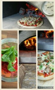 Love Wood Oven Pizza Oven